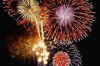Thumbnail of What Kind of Simple Chemical Reaction Occurs in Fireworks?