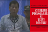 Thumbnail of Watch: President Duterte Response to Chief Justice Serano