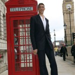 Who is the Tallest Man in the World Today in World Guiness Records