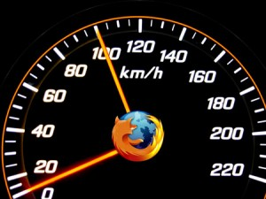 how to speed up mozilla firefox.  Tweaks to increase loading times.