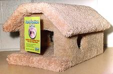 how to build a ferret house