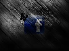 How to Put a Background Layout in Facebook