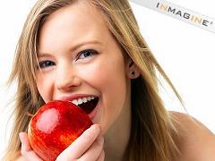 apple cider vinegar to whiten teeth