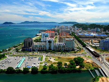 best time to travel to kota kinabalu