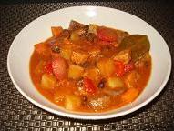 Cook Menudo Filipino Style