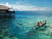 Penang Island in Malaysia