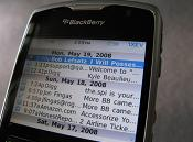 Adding Email Addresses to BlackBerry