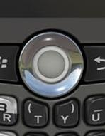 CleanUp Trackball on BlackBerry