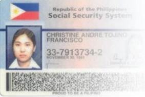 how to get sss id card - Philippines