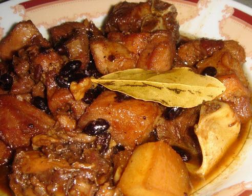 cook pork humba recipe ingredients