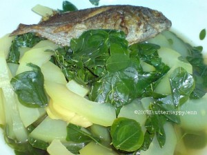 how to cook dinengdeng - recipe and ingredients