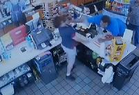 Crazed Customer Punches Female Clerk Over 41 Cents