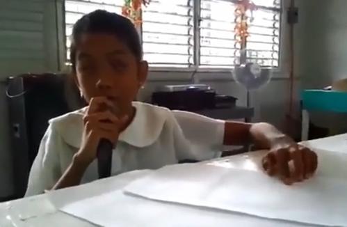 blind filipina joyce jimenez sings wrecking ball milye cyrus