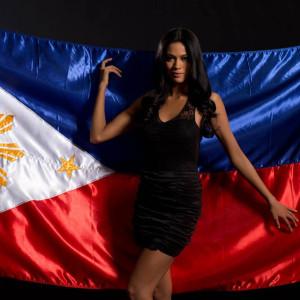 miss universe contestant Ariella Arida