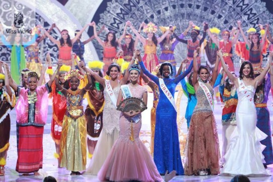 philippines banned for joining international beauty pageant