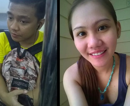 upuan girl and mrtboy face to face